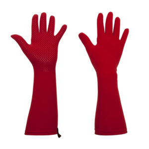 Foxgloves - Elle - Grip - Red