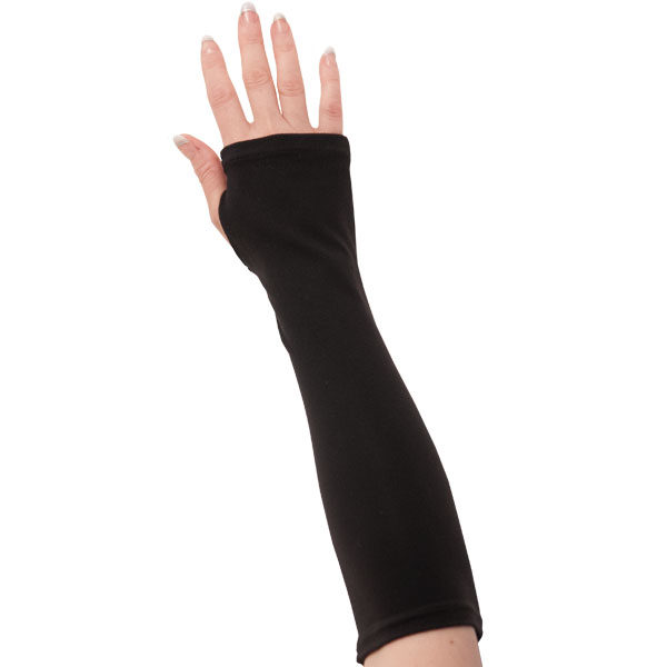 Protex Fingerless Sleeve - Black