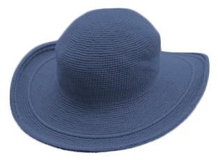 Foxgloves - C3 Hat - Denim Blue