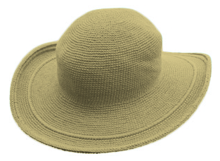 Foxgloves - C3 Hat - Tan